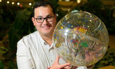 Físico mexicano, Luis Carlos Welbanks Camarena