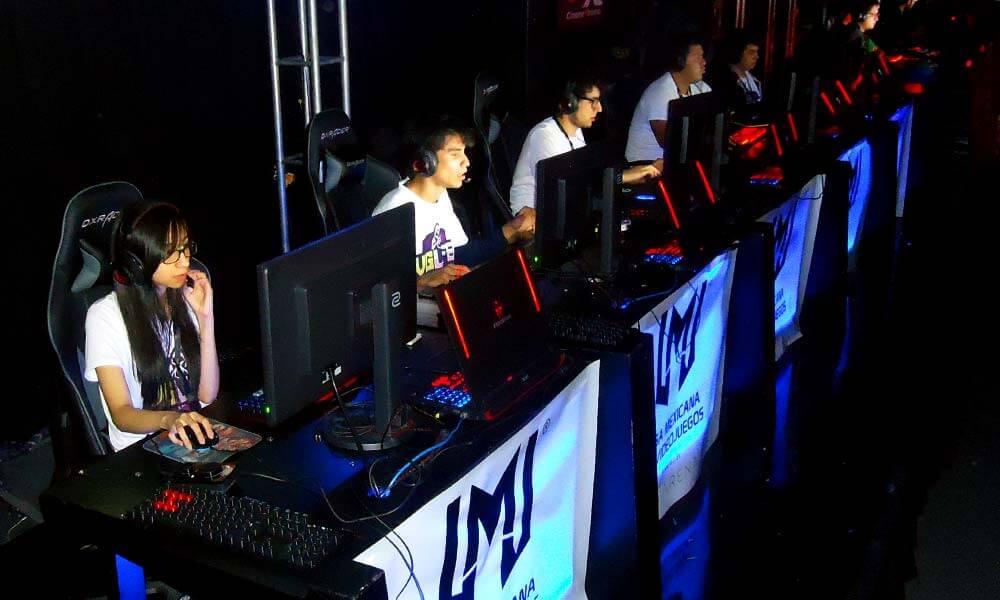 VGLife Gaming en Gran Final de Liga Mexicana de Videojuegos