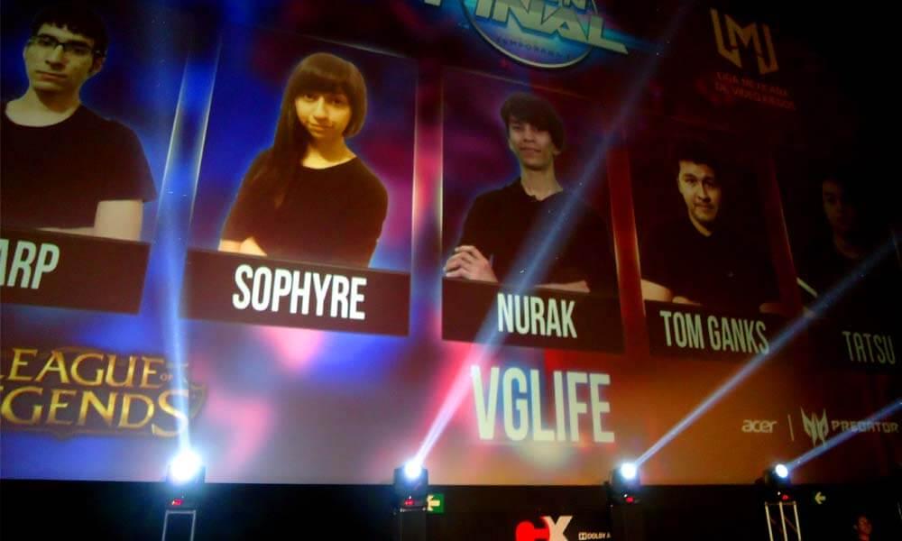 VGLife Gaming en la Final de Liga Mexicana de Videojuegos