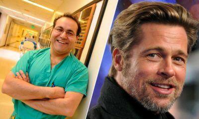 Brad Pitt hará película con Disney sobre indocumentado mexicano Alfredo Quiñones
