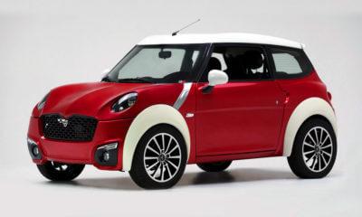 Zacua el auto eléctrico mexicano
