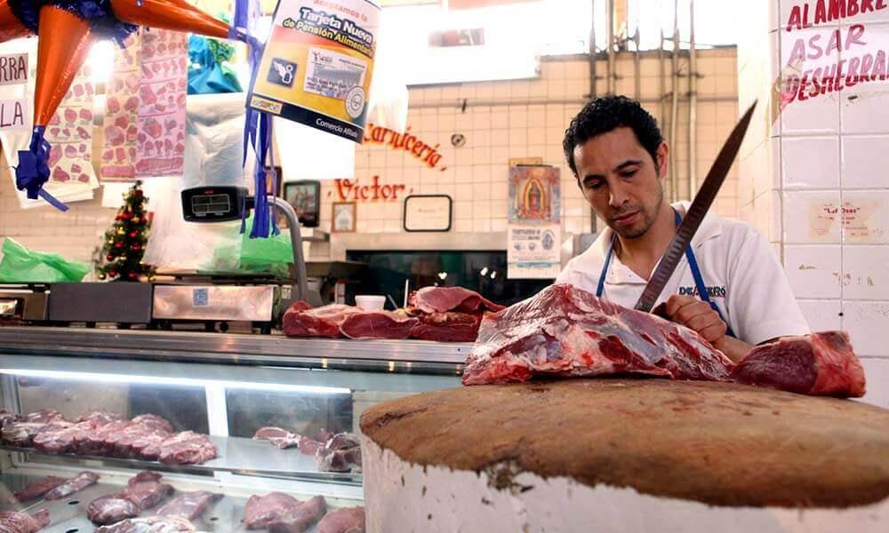 Carne mexicana, de los productos más vendidos del país