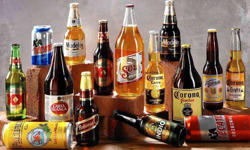 Cerveza Mexicana, de los productos más vendidos del país