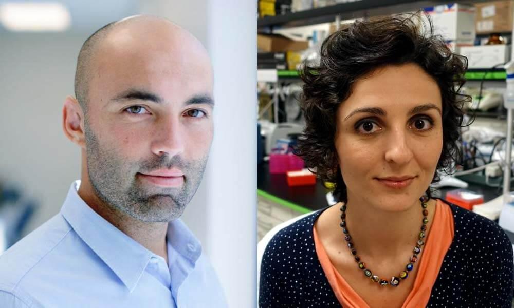 Alejandro Tocigl y Fay Christodoulou