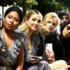 Yalitza Aparicio con actrices como Kate Hudson y Nicole Kidman