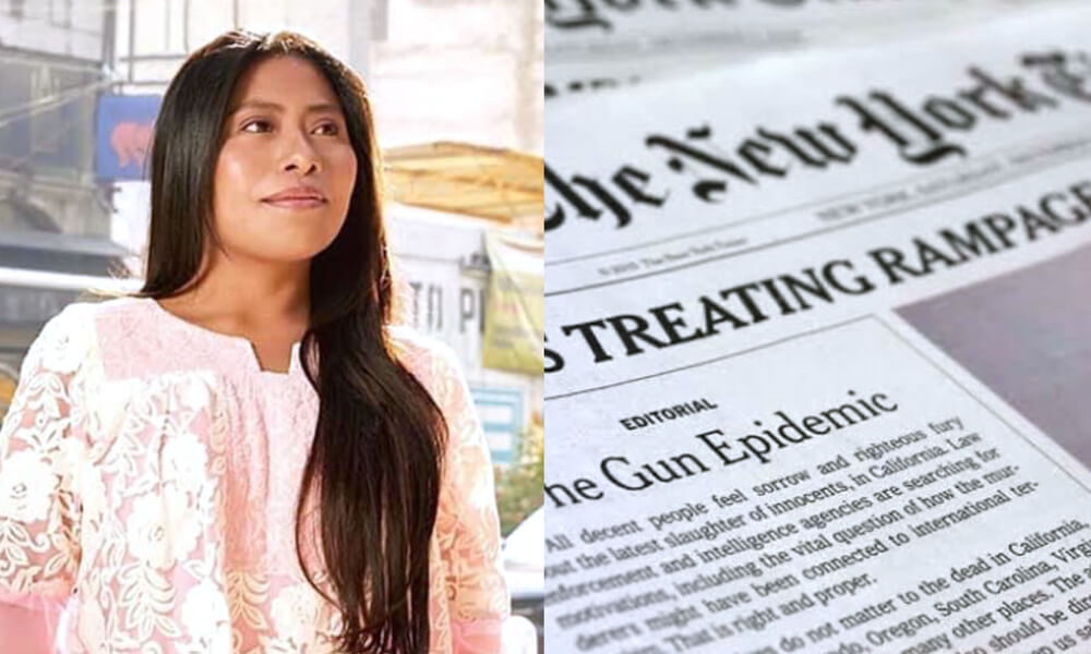 Yalitza Aparicio es Columnista de The New York Times