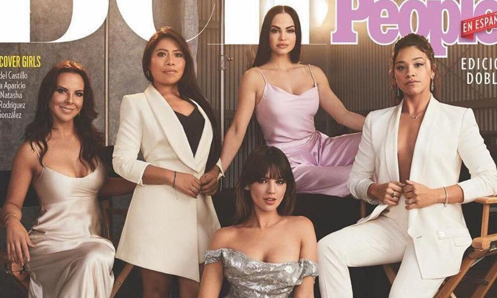 Yalitza Aparicio en Revista People