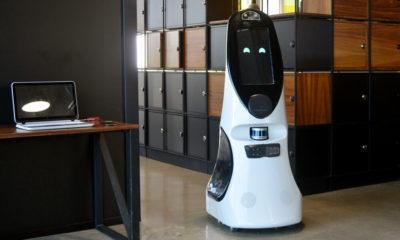Roomie Bot: El Robot Mexicano que Detecta Casos de Coronavirus