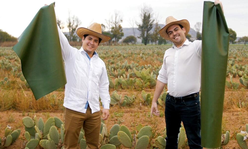 Marte Cázarez Duarte y Adrián López Velarde, socios fundadores de Desserto
