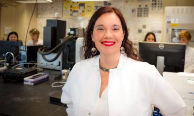 Olivia Graeve, Ingeniera Aeroespacial de Tijuana Obtiene Premio de la Casa Blanca